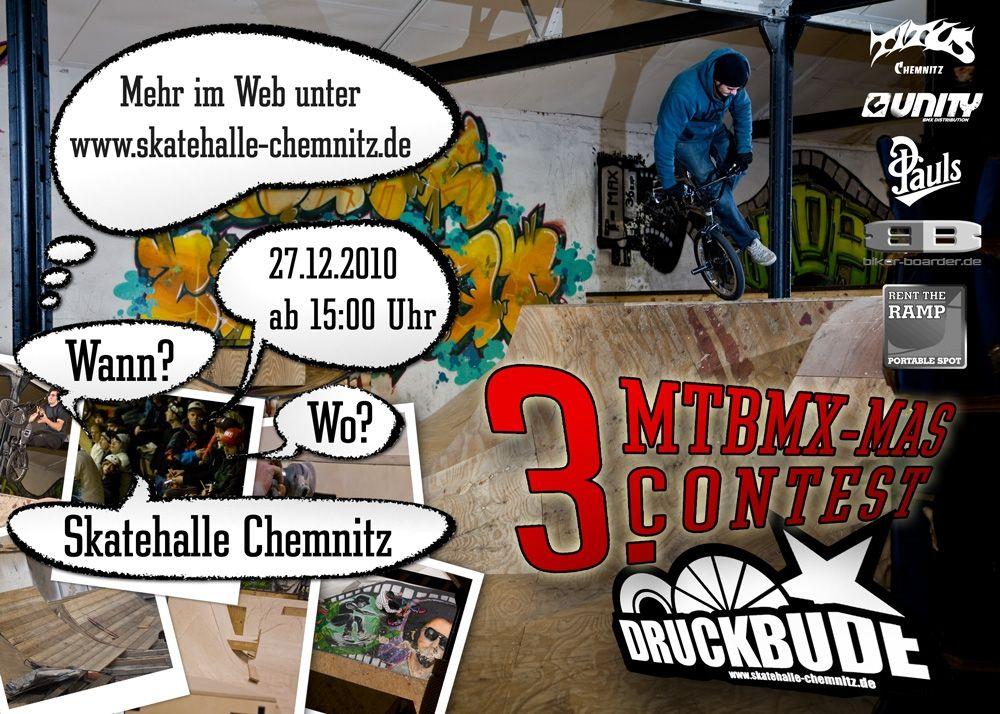 3. MTBMX-MAS Contest 27.12.2010