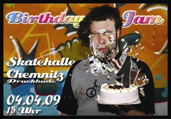 hot sale online 39a5b 84d60 Birthday-Jam in der
